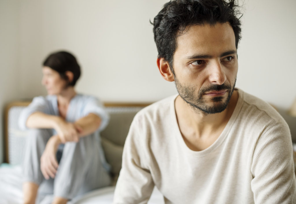 husband-wife-having-argument-sexless-marriage