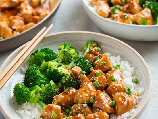 15-Minute Teriyaki Chicken